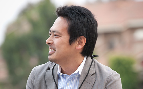 Kazuki Sugahara, MD, PhD, pancreatic cancer researcher, develops novel peptide to break to pancreatic cancer tumor stroma