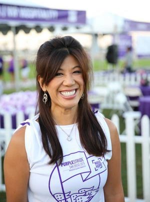 PanCAN volunteer and fundraiser has survived pancreatic cancer for 21 years.